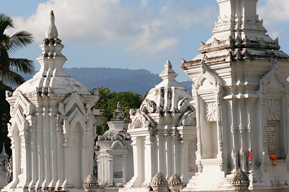 Wat Suan Dok -temppeli, Chiang Mai