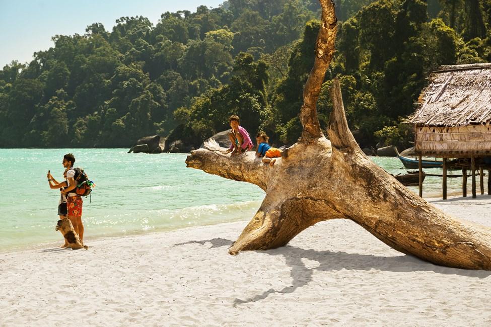 Retki Surin Islands -saarille Khao Lakista