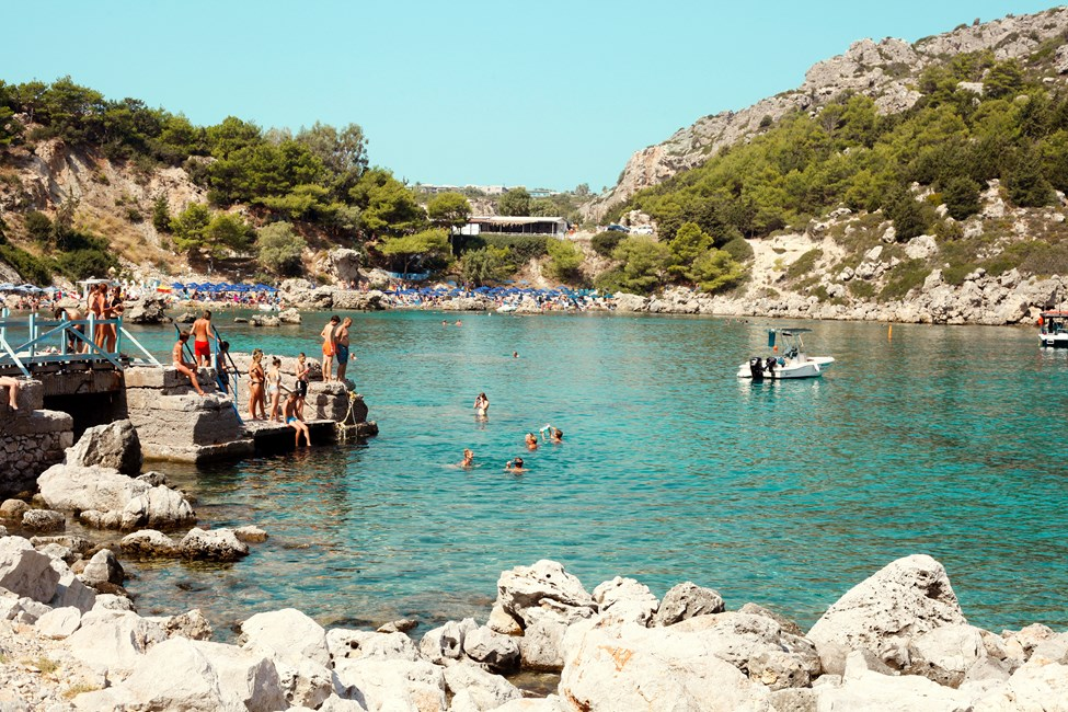 Anthony Quinn Bay Falirakissa