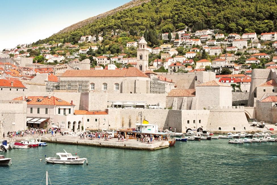 Dubrovnikin satama