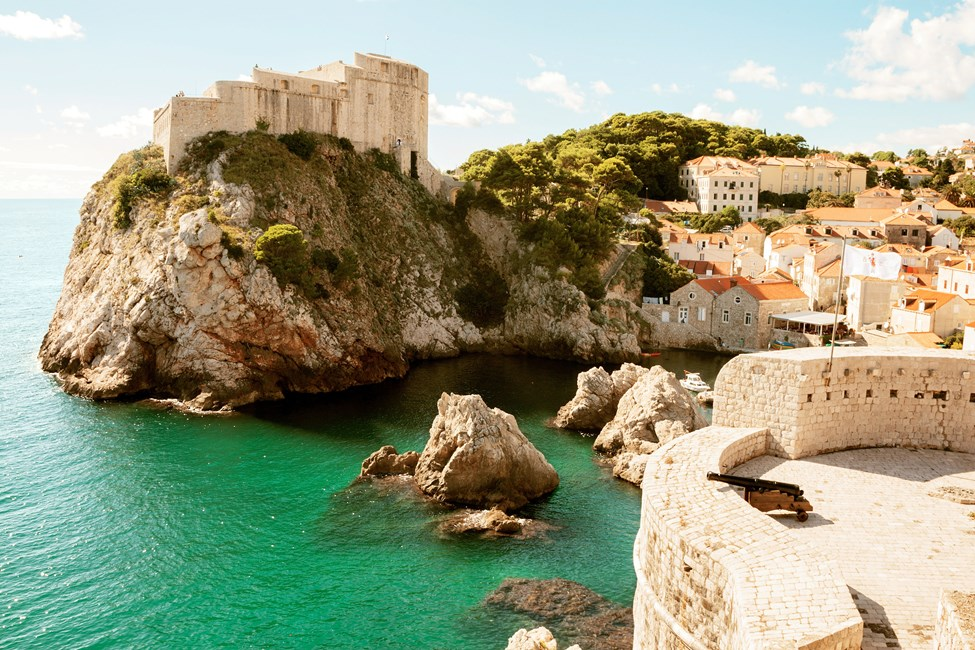 Dubrovnikin Vanhakaupunki