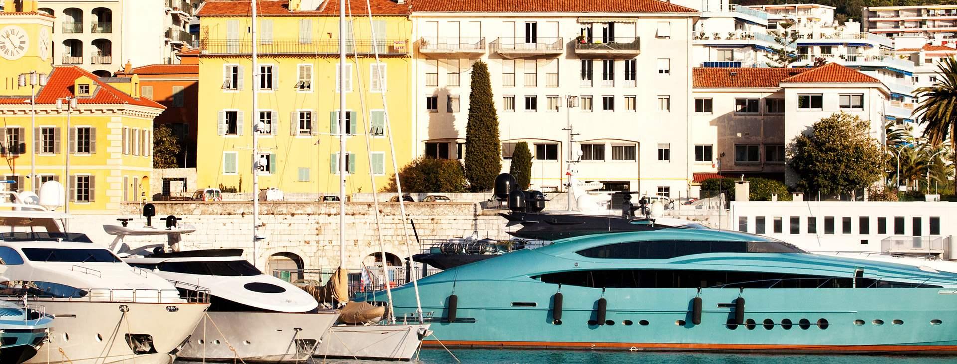 Varaa matkasi Tjäreborgilta Ranskan Rivieralle
