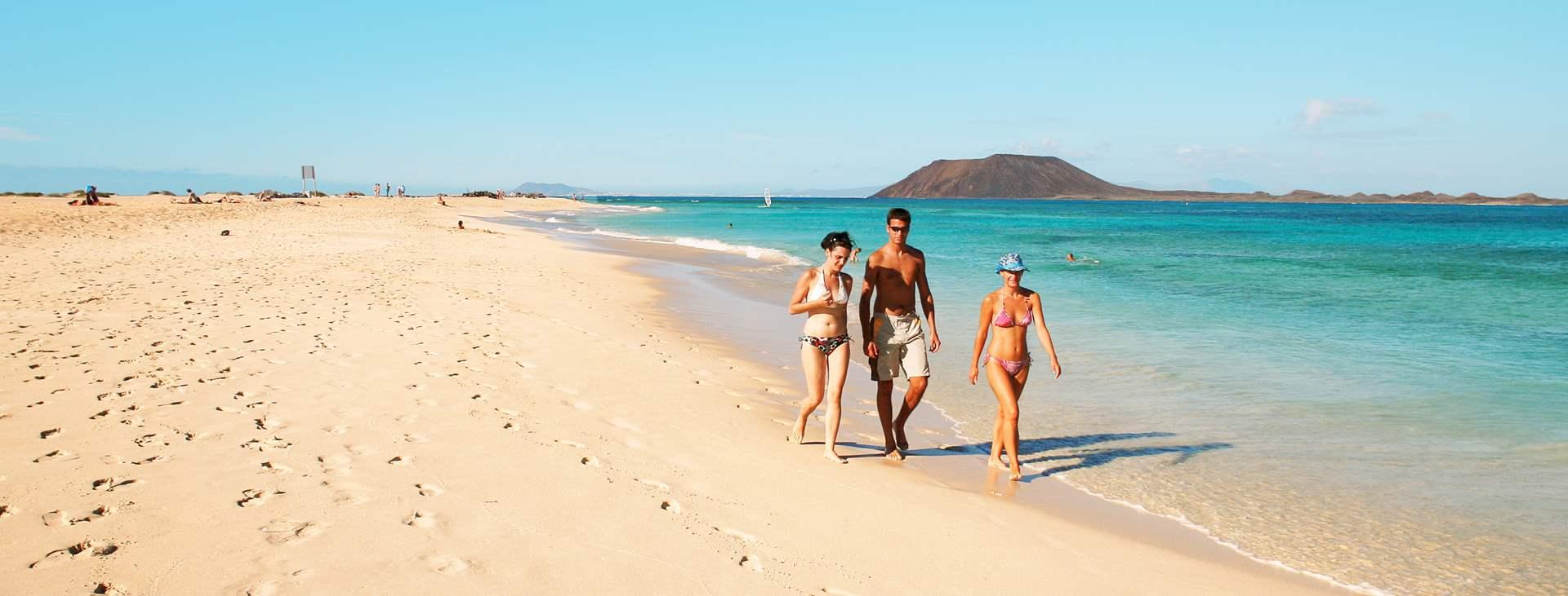 Varaa lomamatkasi Tjäreborgilta Fuerteventuralle, Kanariansaarille