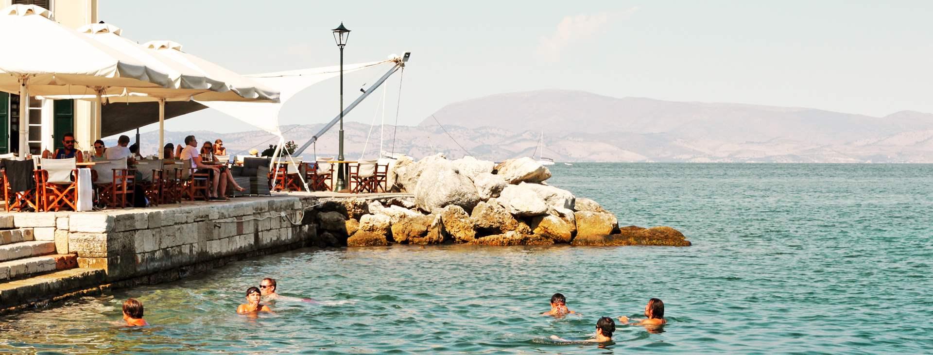 Varaa matkasi Tjäreborgilta Korfulle, Kreikkaan