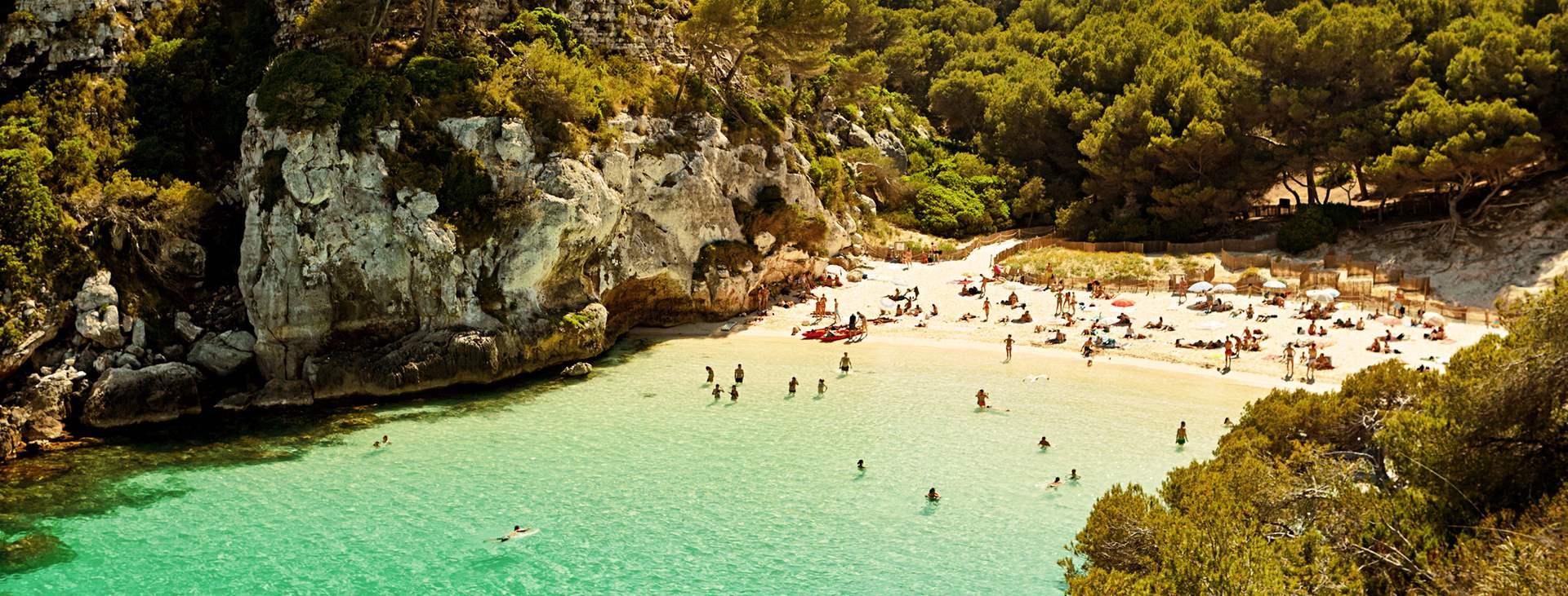 Menorca Espanja Matkat Tjareborgilta
