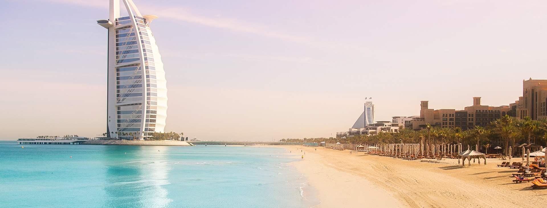 Varaa Tjäreborgilta lomamatkasi Dubaihin