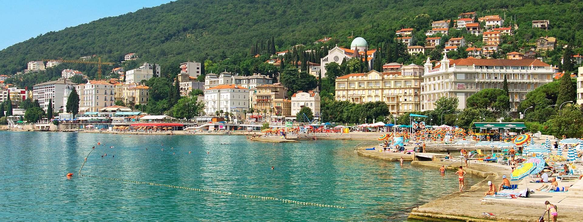 Matkoja Istriaan, Kroatiaan