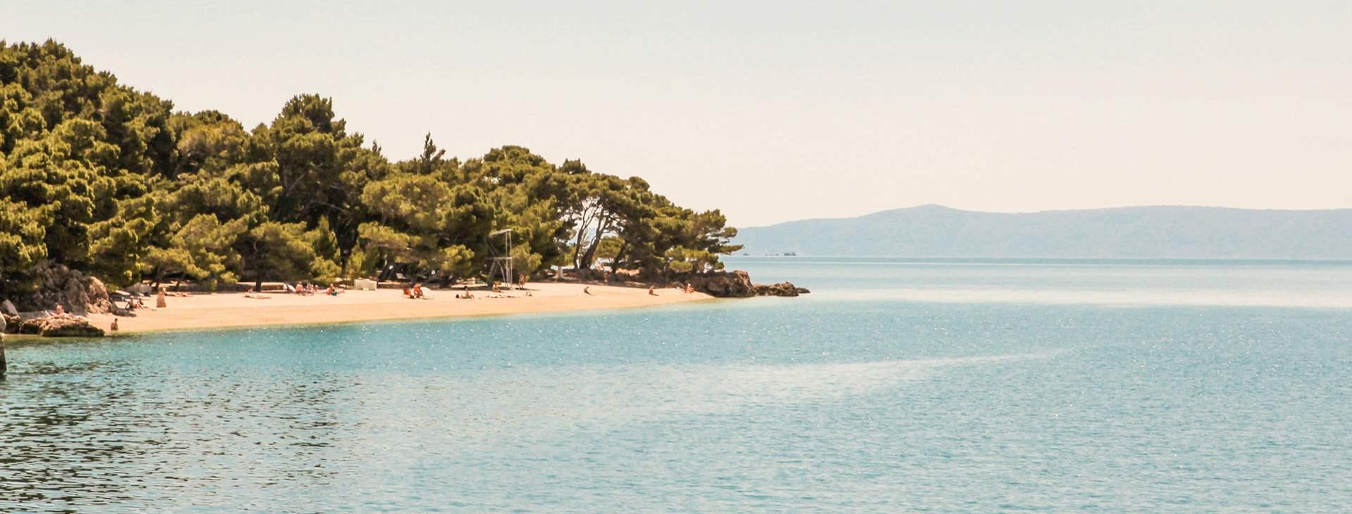 Varaa Tjäreborgin matka Makarska Riviaralle, Kroatiaan