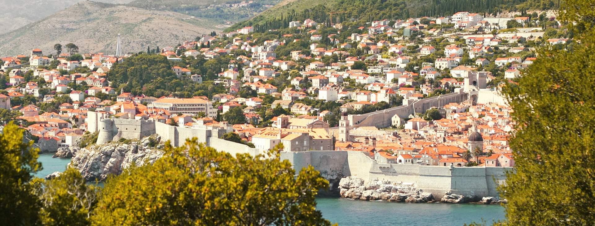 Varaa Tjäreborgin matka Dubrovnikiin, Kroatiaan