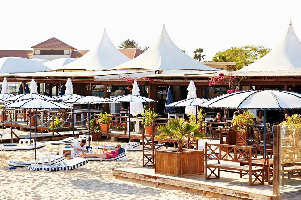 Hotel Morabezan rantabaari Salin saarella