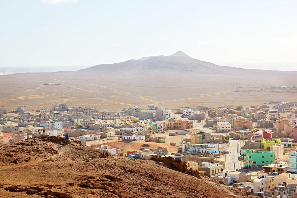 Salin pääkaupunki Espargos