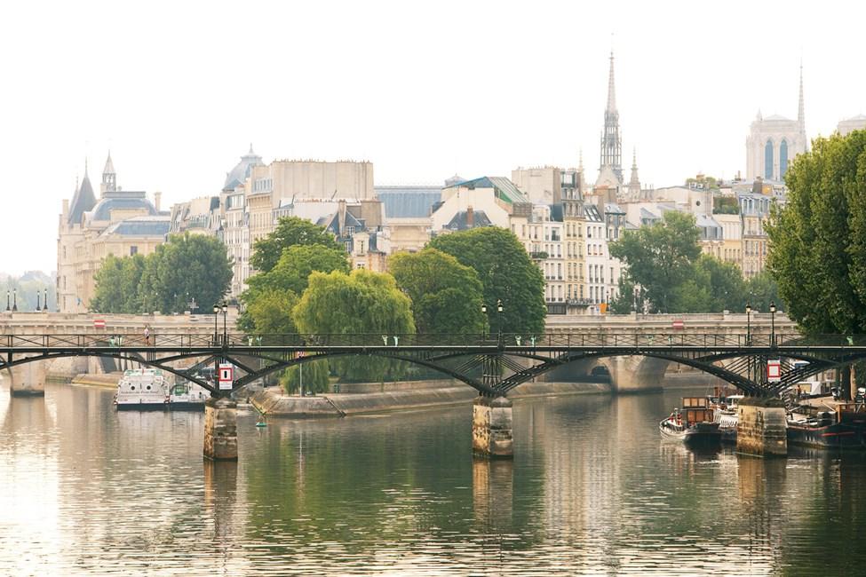 Seinejoki, Pariisi