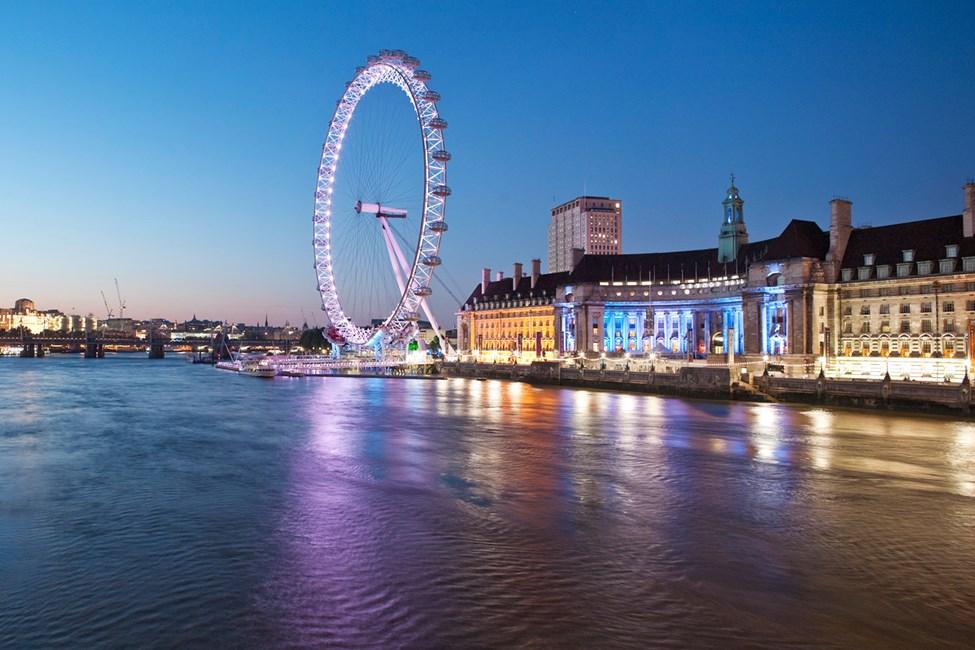 London Eye, Lontoo