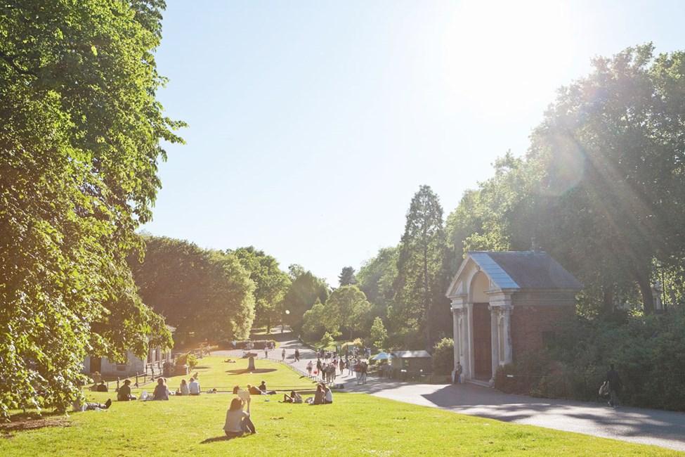 Kensington Gardens, Lontoo