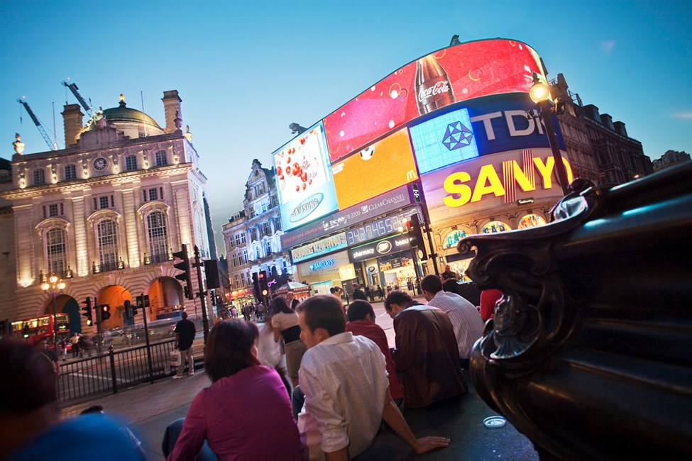Picadilly, Lontoo