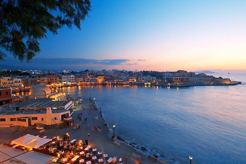 Hanian kaupunki, Kreeta