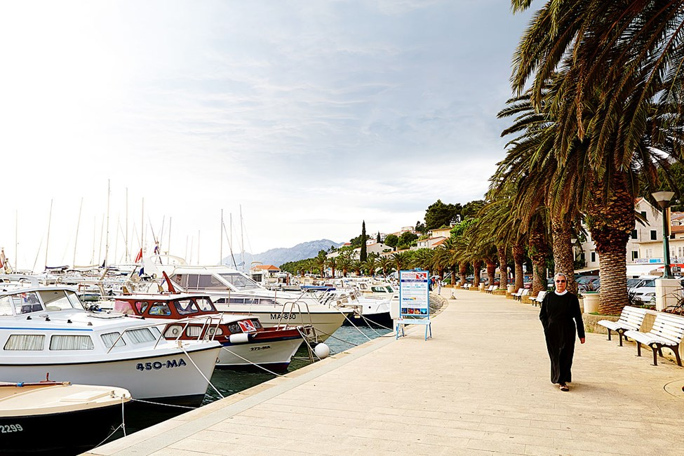 Baska Voda, Makarska Riviera