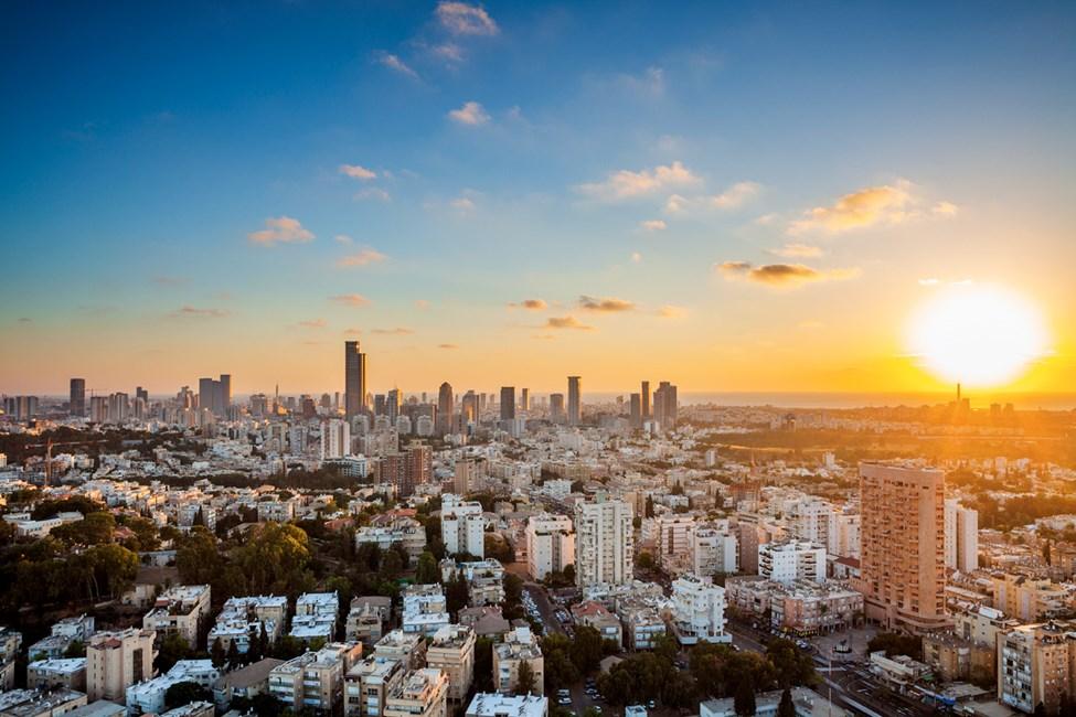 äkkilähdöt Israel