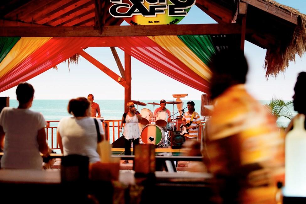 Rick's Cafe, Negril