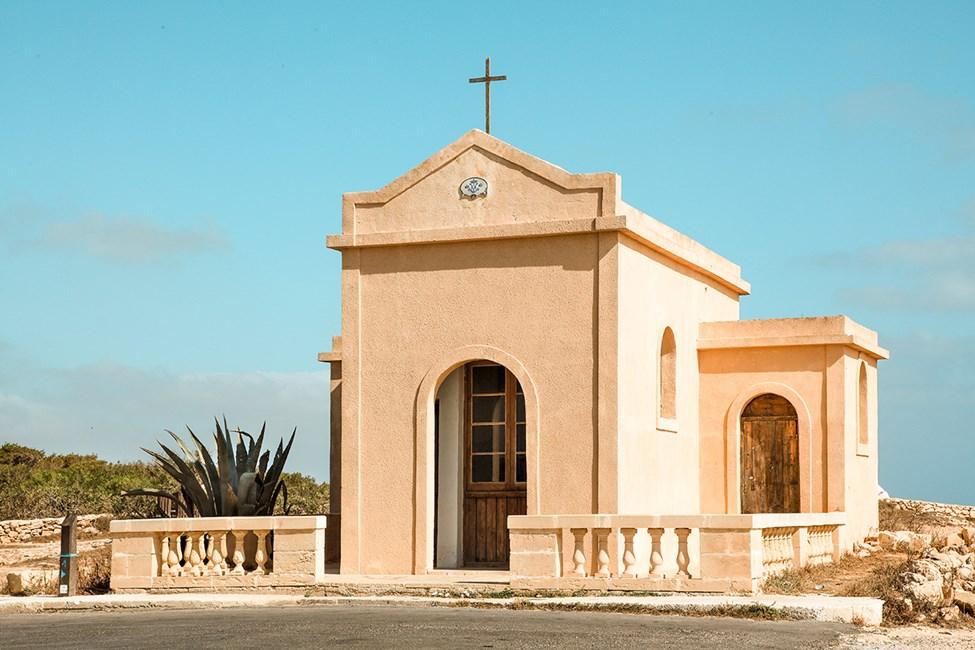 Il-Madonna tal-Ahrax -kappeli