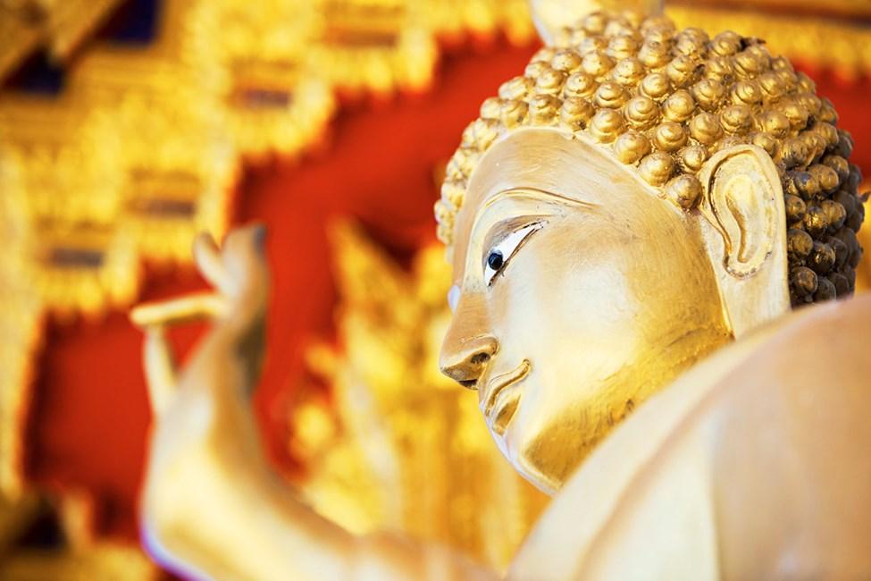 Khao Lak, Wat Laek Kaen -temppeli