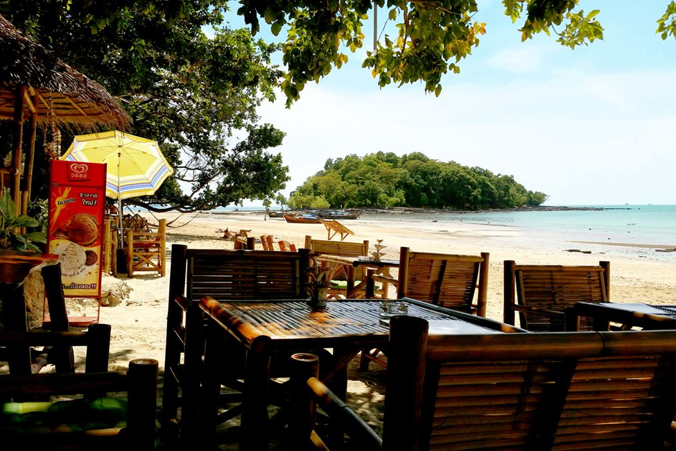 Klong Muang Beach, Ao Nangin pohjoispuolella