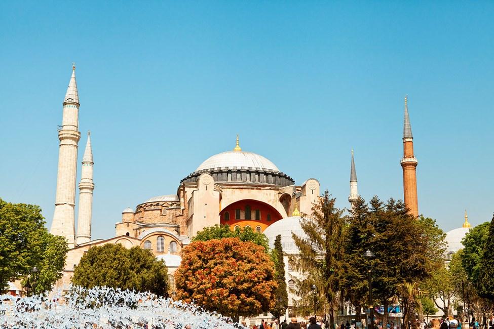 Hagia Sofia Istanbulissa
