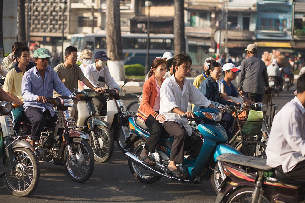 Saigon (Ho Chi Min City), Vietnam