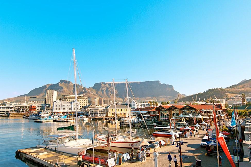 The Victoria & Alfred Waterfront, Kapkaupunki