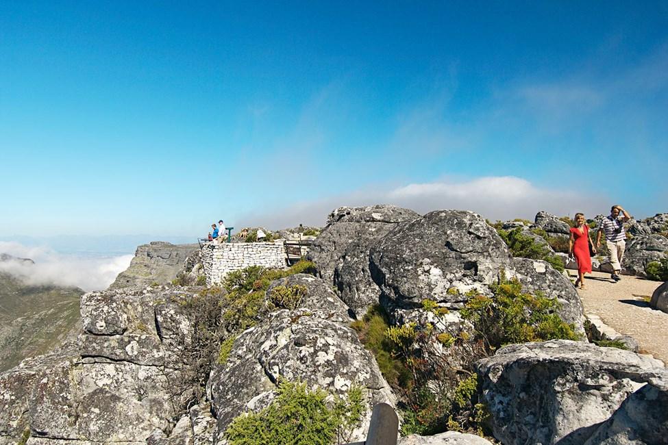 Pöytävuori, Kapkaupunki