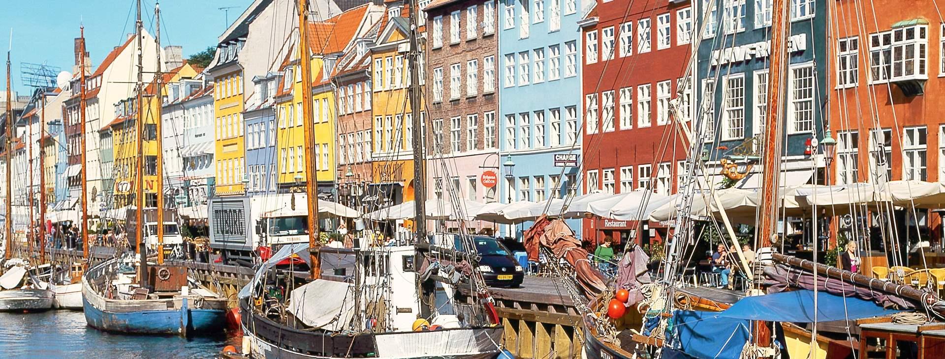 Varaa viikonloppu Tanskaan - lento ja hotelli