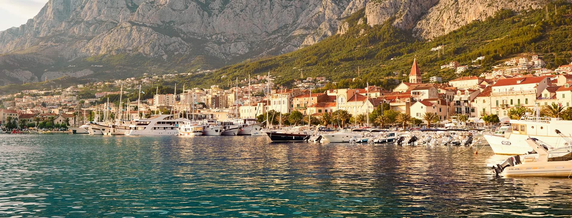 Varaa matka Kroatiaan  - Lento + hotelli