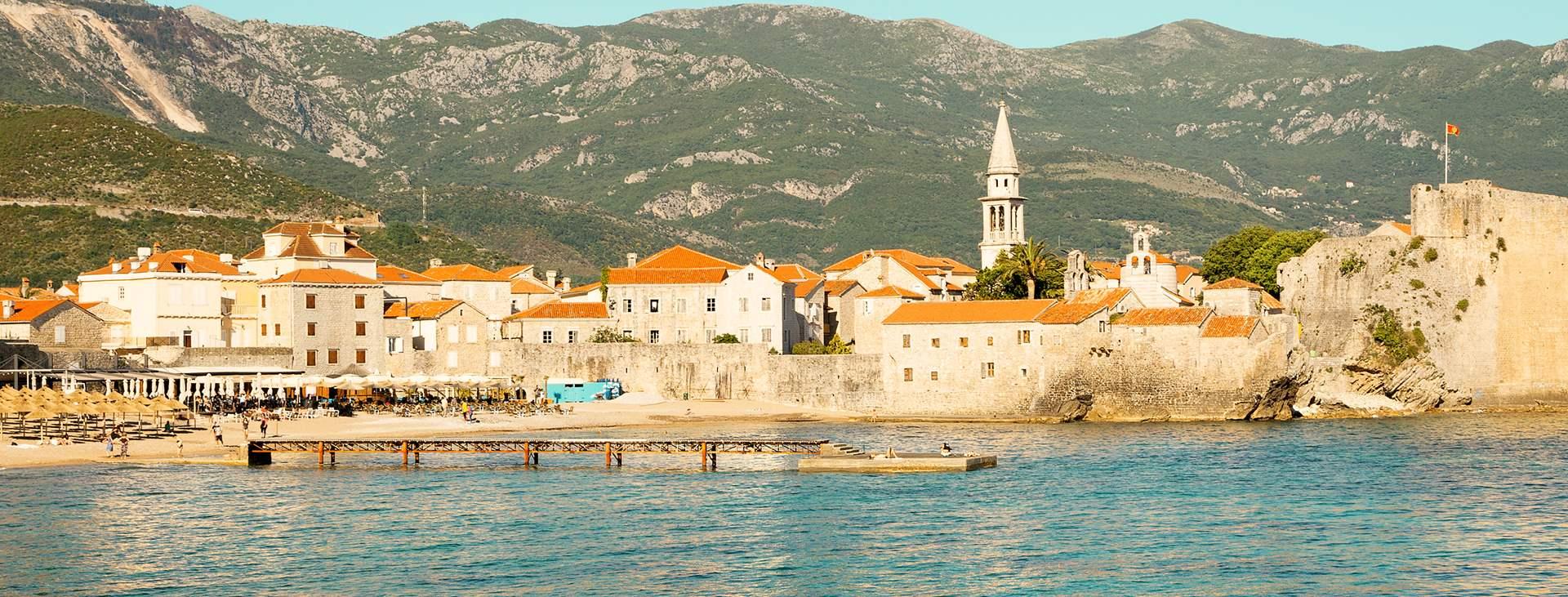 Varaa Montenegron loma Tjäreborgilta