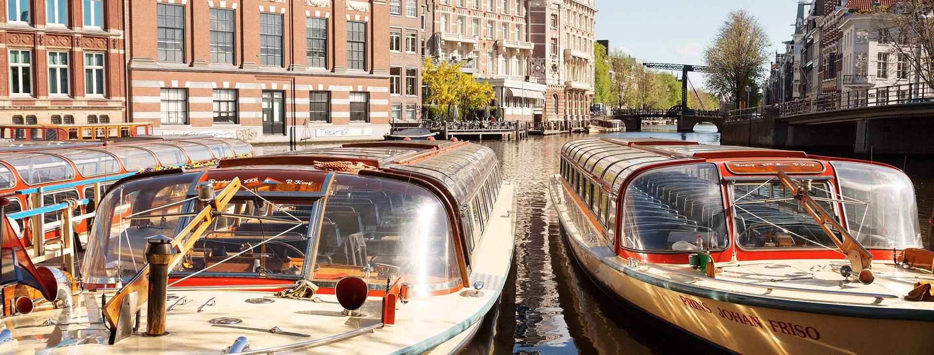 Vietä viikonloppu Hollannissa - varaa lennnot + hotelli Tjäreborgilta