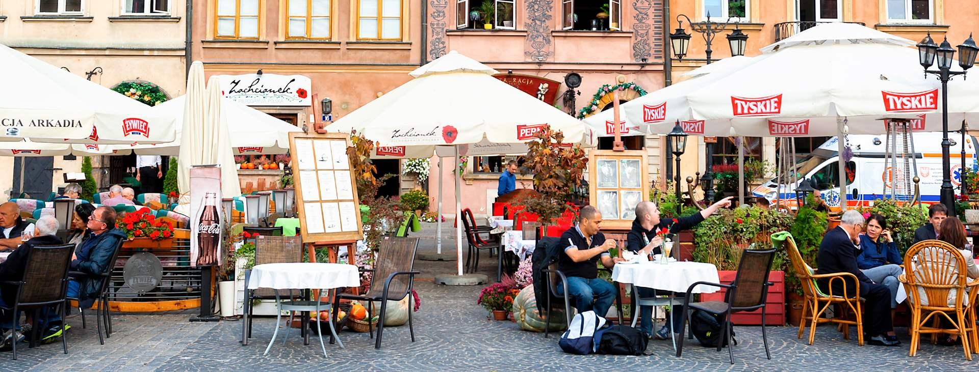 Lähde Puolaan ja varaa lento+hotelli -matka Tjäreborgilta