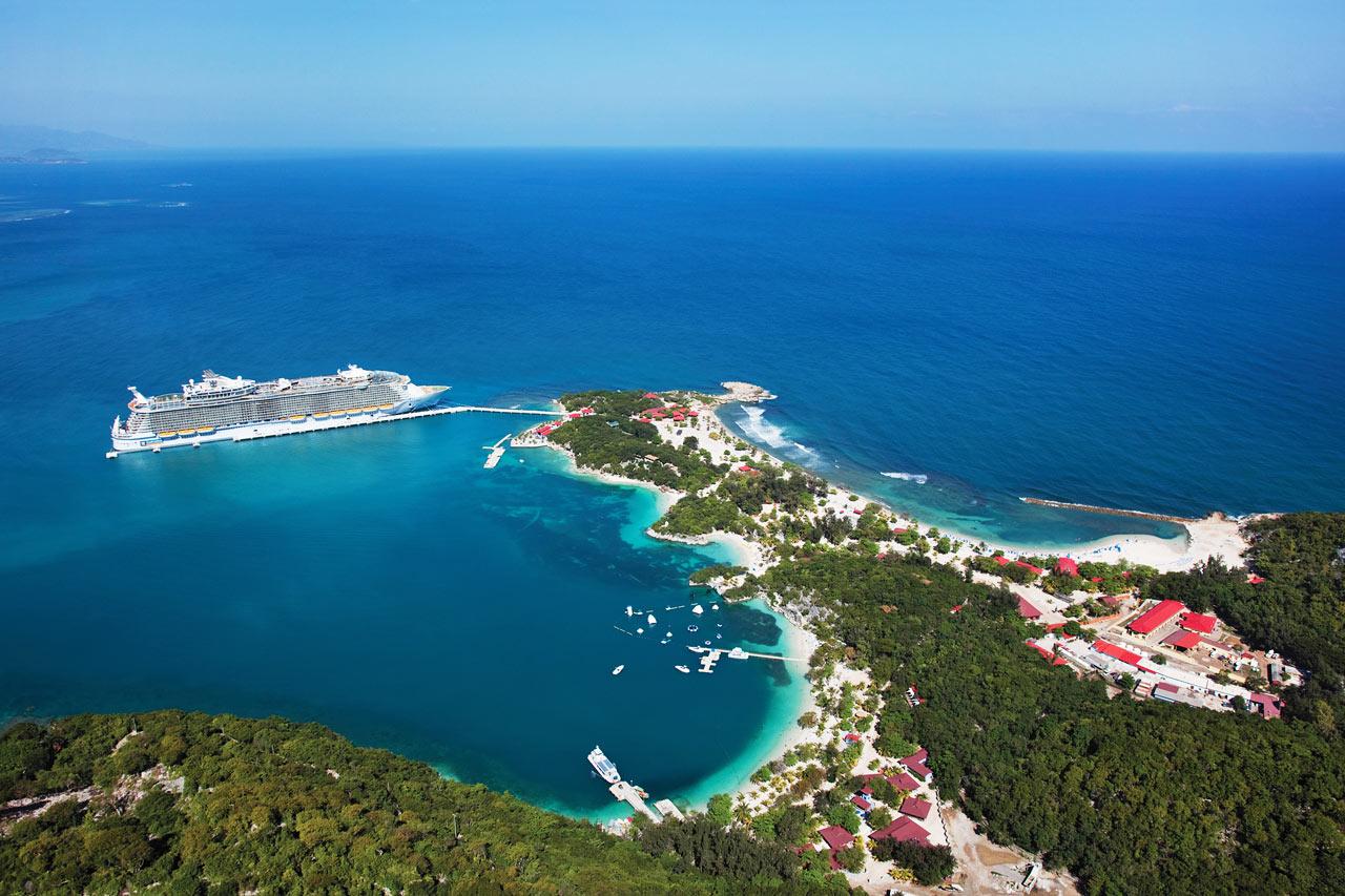 Risteily - Läntinen Karibia 7 yötä - Labadee