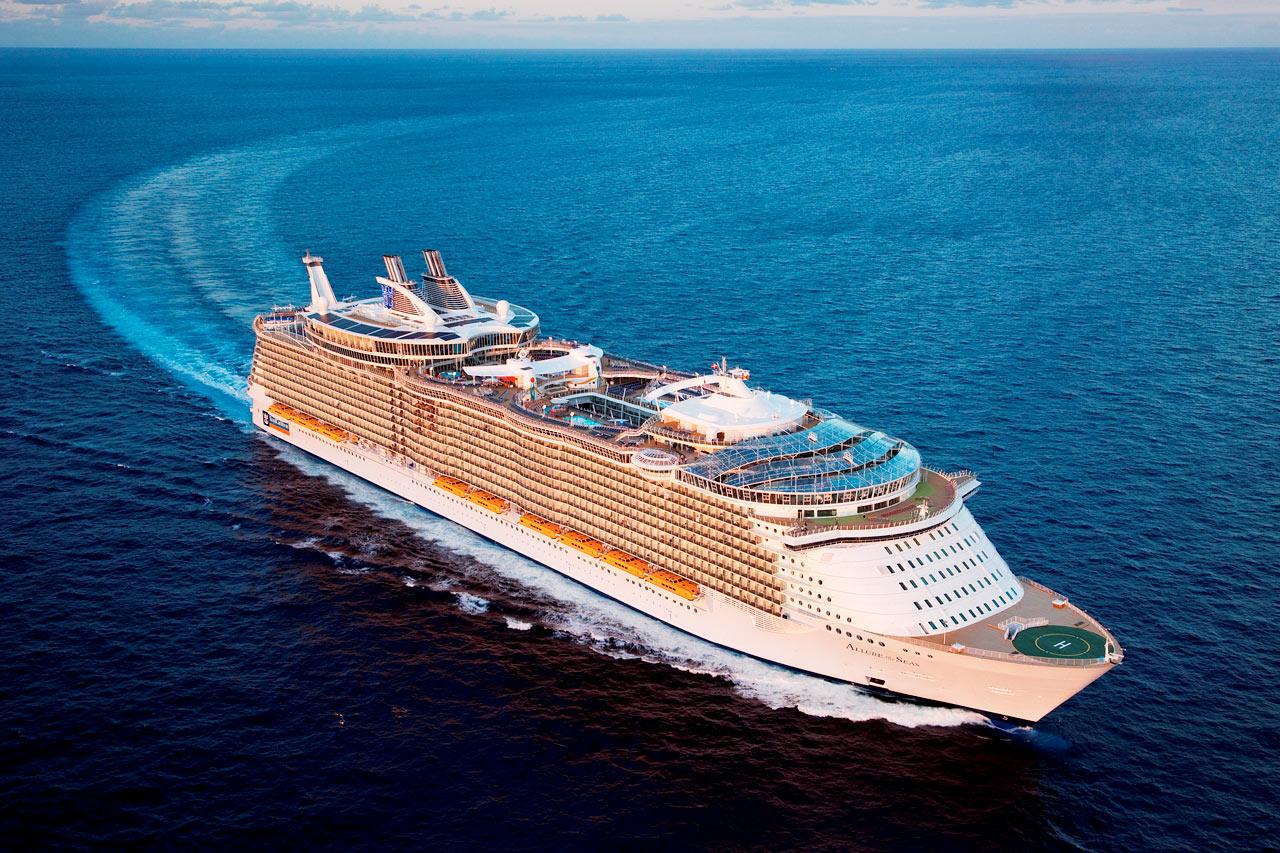 Risteily - Läntinen Karibia 7 yötä - Allure of the Seas
