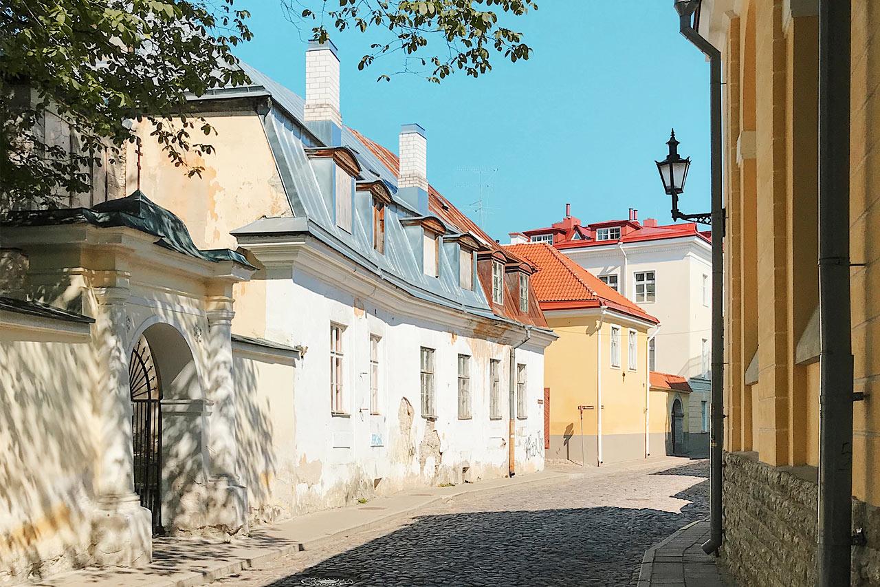 Risteily - Itämeri 7 yötä - Tallinna, Viro