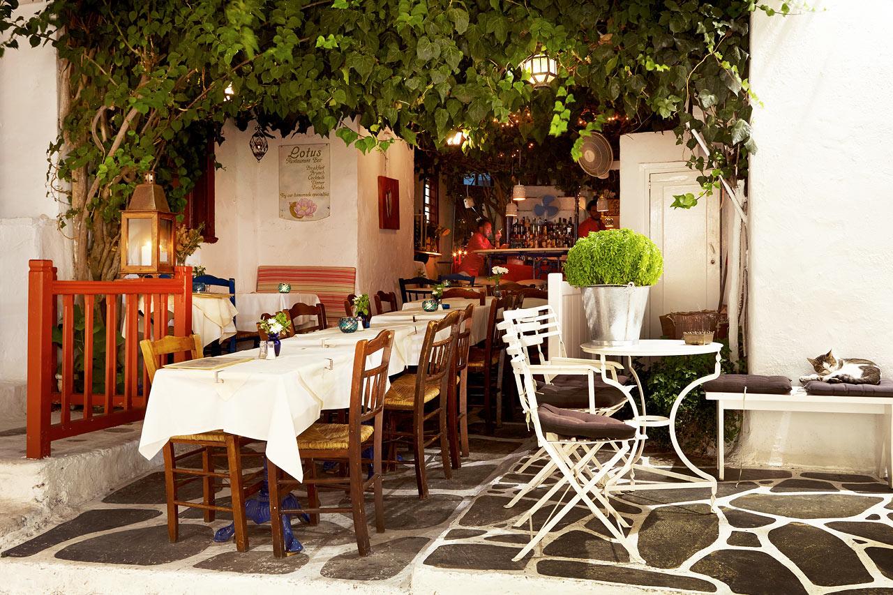 Risteily - Itäinen Välimeri 7 yötä - Mykonos, Kreikka