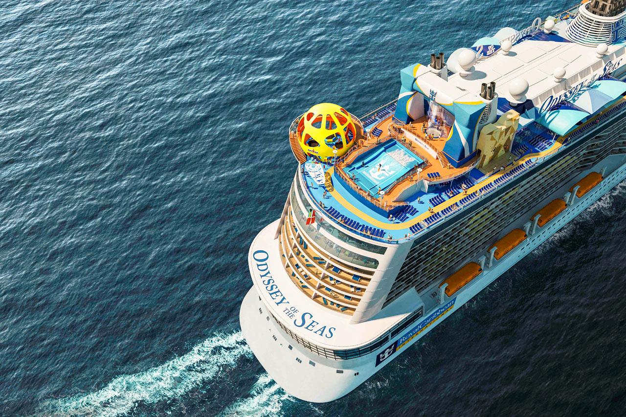 Risteily - Itäinen Välimeri 7 yötä - Odyssey of the Seas