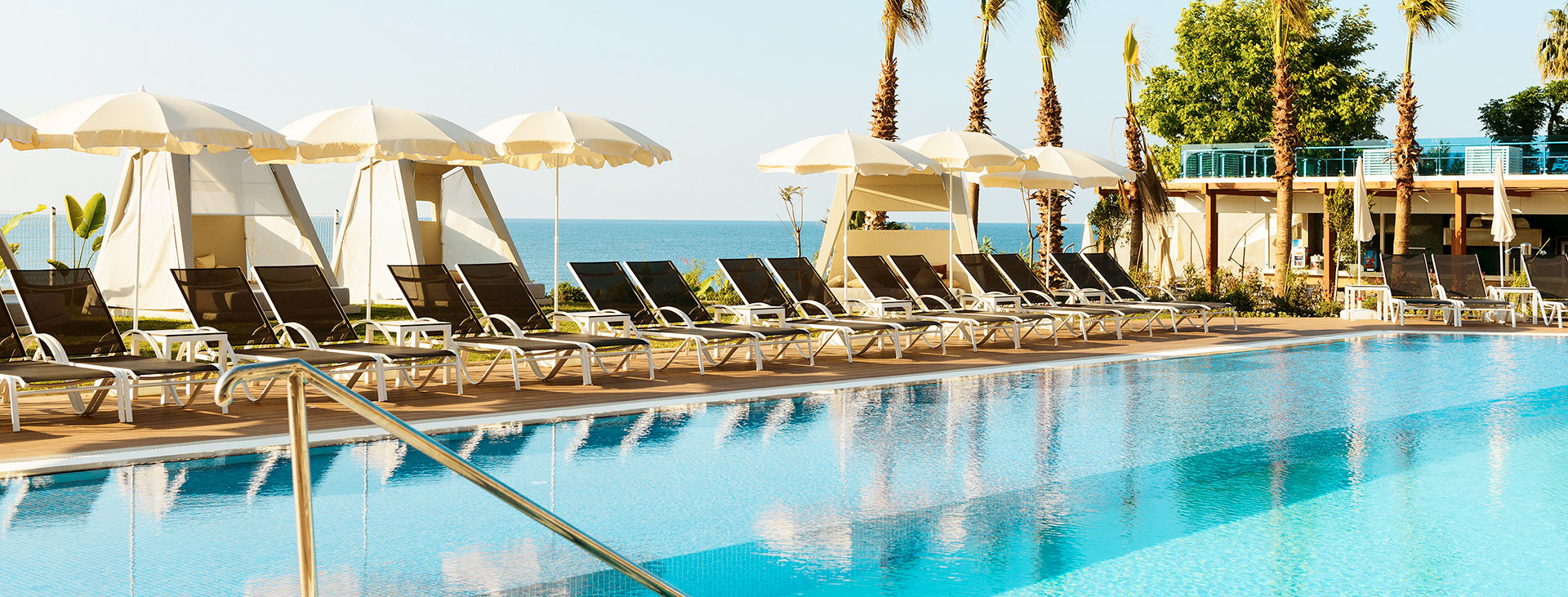 Sunprime Numa Beach, Alanya, Antalyan alue, Turkki