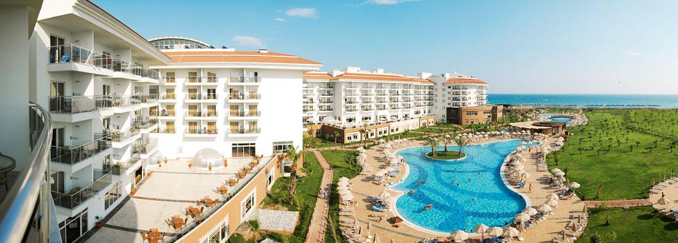 SunConnect Sea World Resort & Spa, Side, Antalyan alue, Turkki
