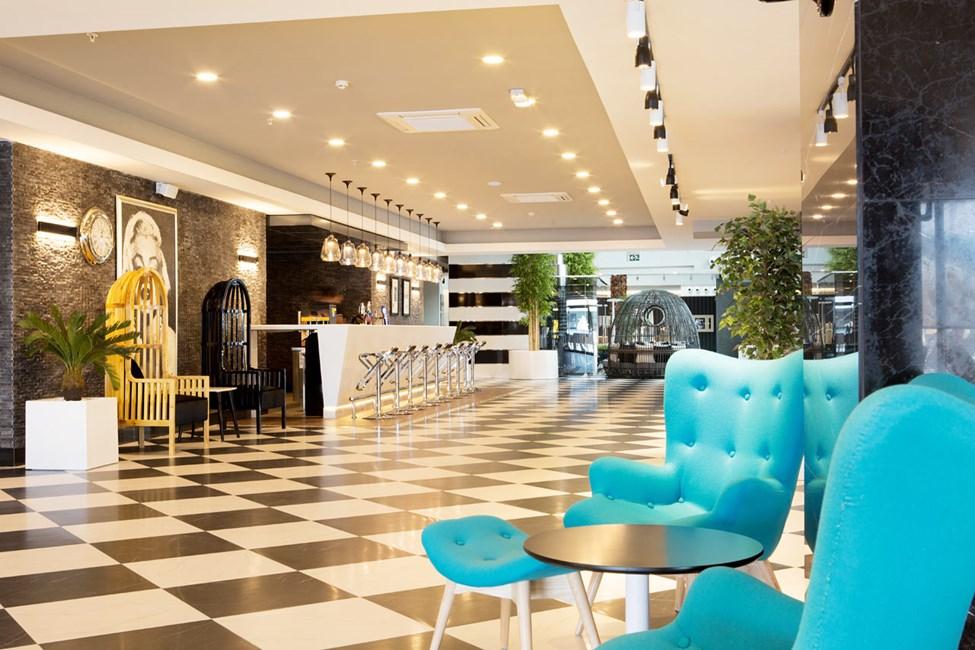 Sunprime Loungessa voit nauttia hyviä juomia rennossa tunnelmassa
