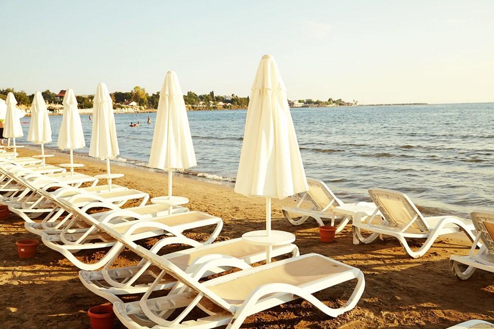 Alhaalla rannalla Sunprime Side Dogan Beach tarjoaa ilmaiset aurinkotuolit käyttöösi