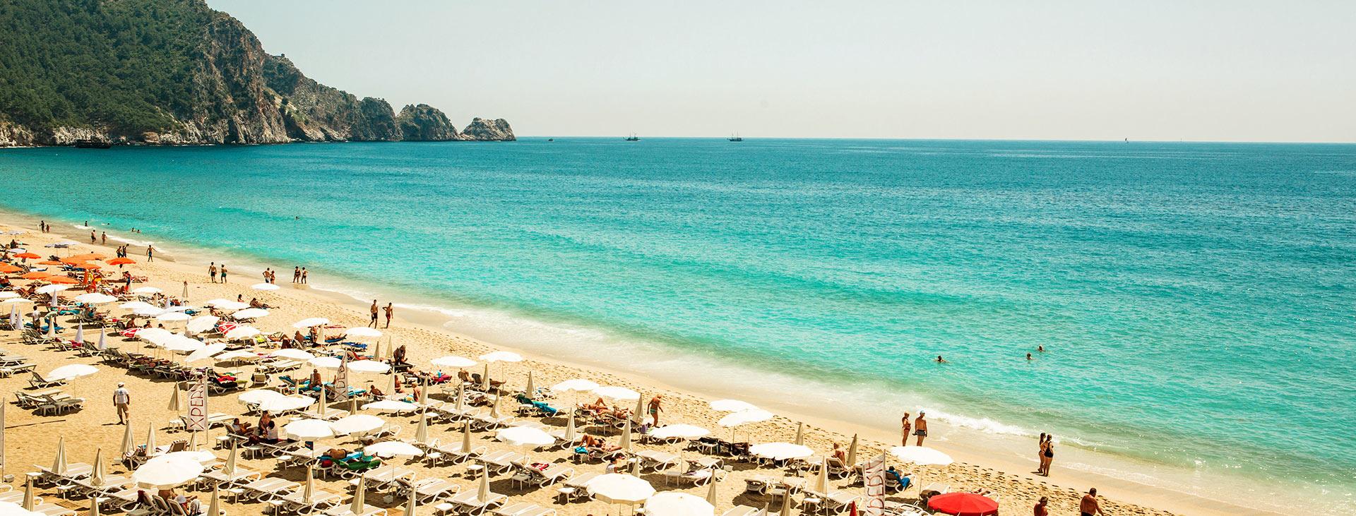 Sunprime Alanya Beach, Alanya, Antalyan alue, Turkki