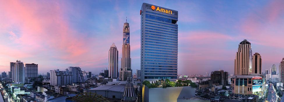 Amari Watergate, Bangkok, Keski-Thaimaa, Thaimaa