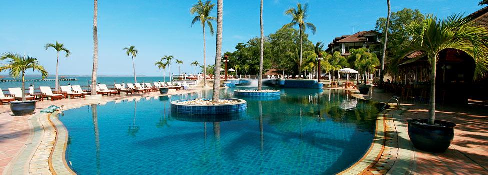 Rayong Resort, Rayong Beach, Keski-Thaimaa, Thaimaa
