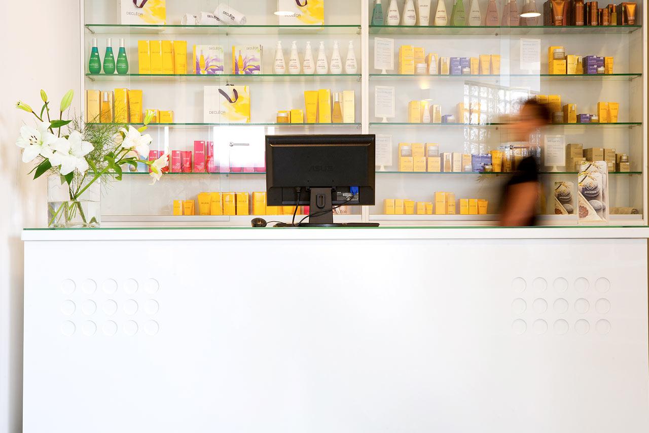 Sunprime Spa -osastolla on tarjolla runsaasti erilaisia ihania hoitoja.