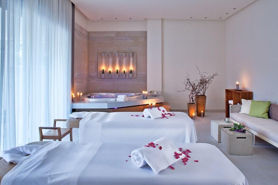 Hemmottele itseäsi hotellin spa-osaston rentouttavilla hoidoilla