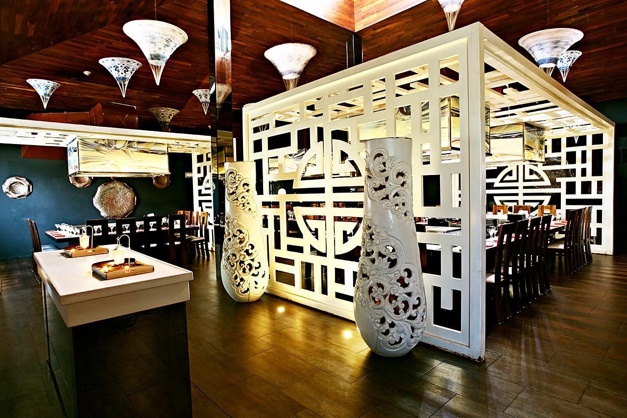 À la carte -ravintola El Templo - japanilainen keittiö